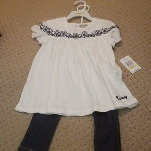 Toddler Lucky Brand Outfit